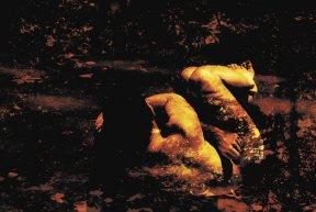 De la serie  Desnudos, fotografías de Amaranta Caballero.  LA PRENSA/Cortesía.