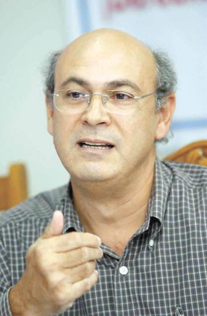 Carlos F. Chamorro. LA PRENSA/ ARCHIVO/ O. NAVARRETE