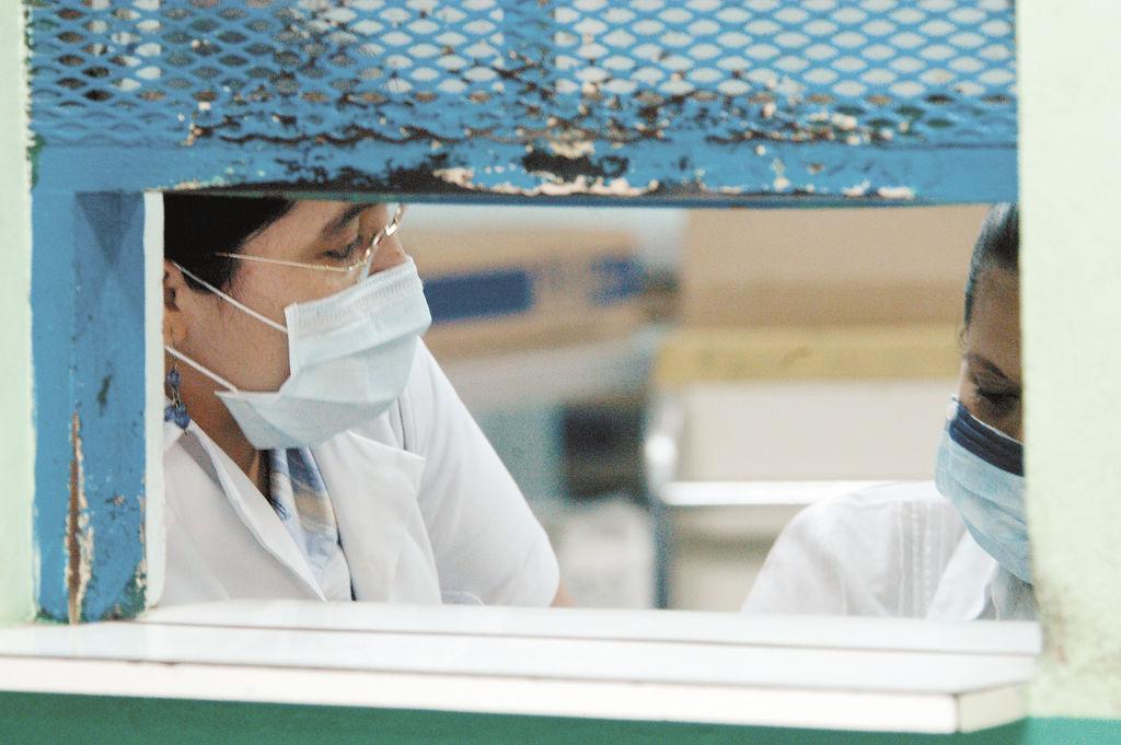 El personal médico del país siempre está alerta ante las enfermedades respiratorias. LA PRENSA/ARCHIVO/J. CABRERA