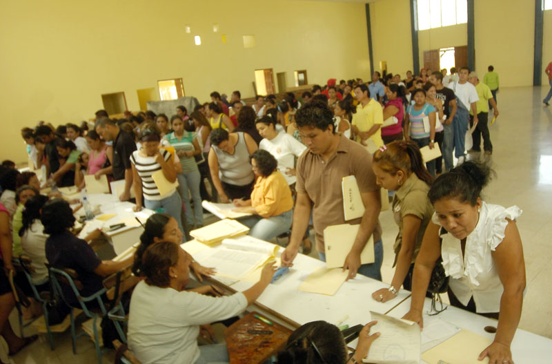 Inician las matriculas a nivel nacional