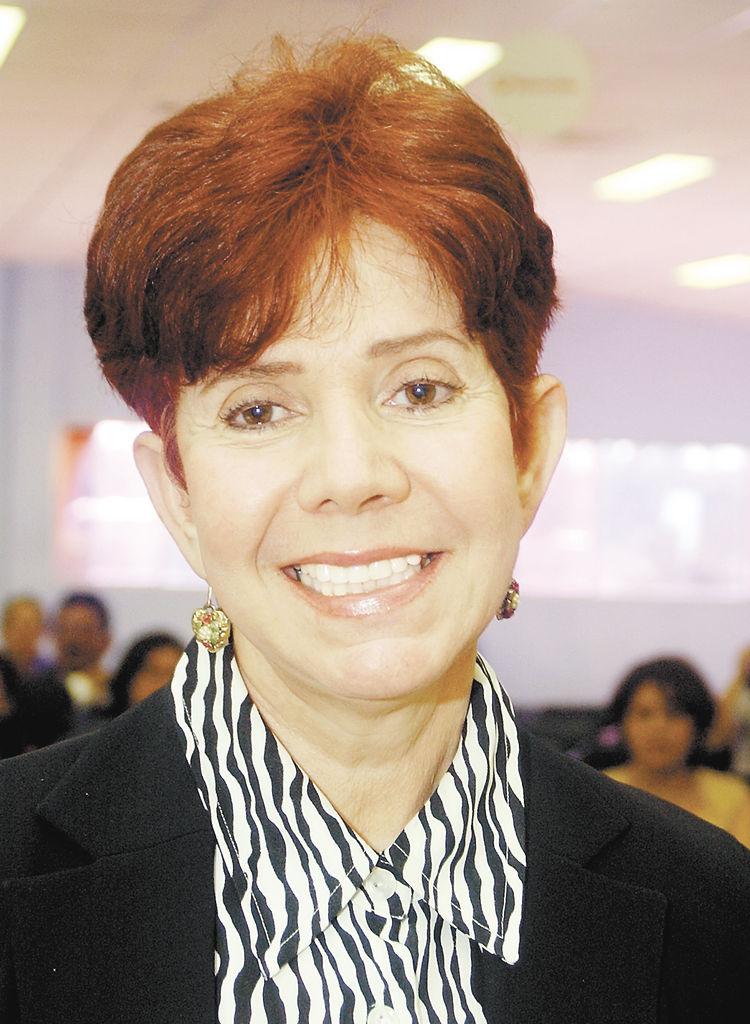 Azucena Castillo. LA PRENSA/ ARCHIVO
