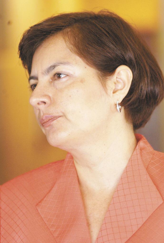 Sonia Somarriba. LA PRENSA/ARCHIVO