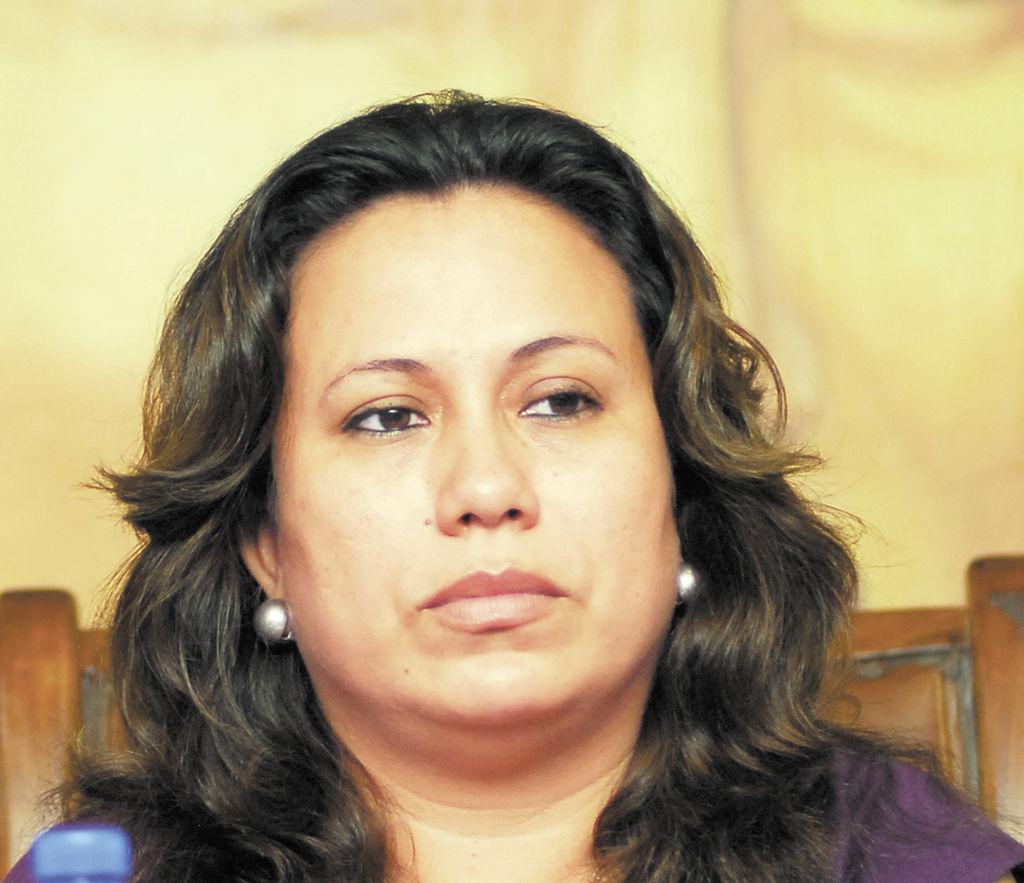 Norma Moreno. LA PRENSA/ARCHIVO B. PICADO