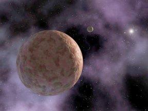 Descubren asteroide cubierto de agua helada