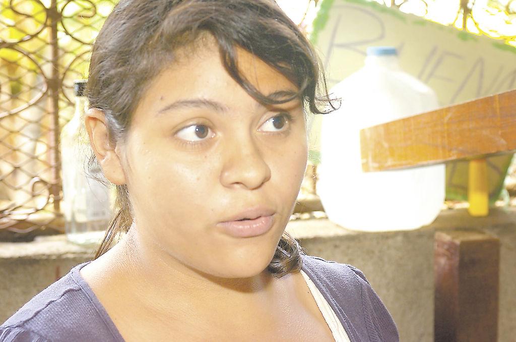 Karen Guerrero. LA PRENSA/ M. LORÍO