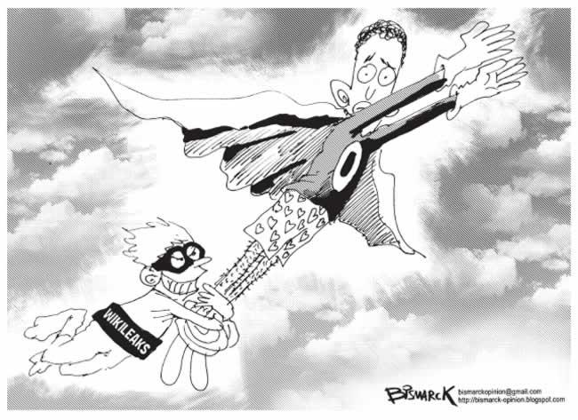 Caricatura Del Dia – 2010-07-27
