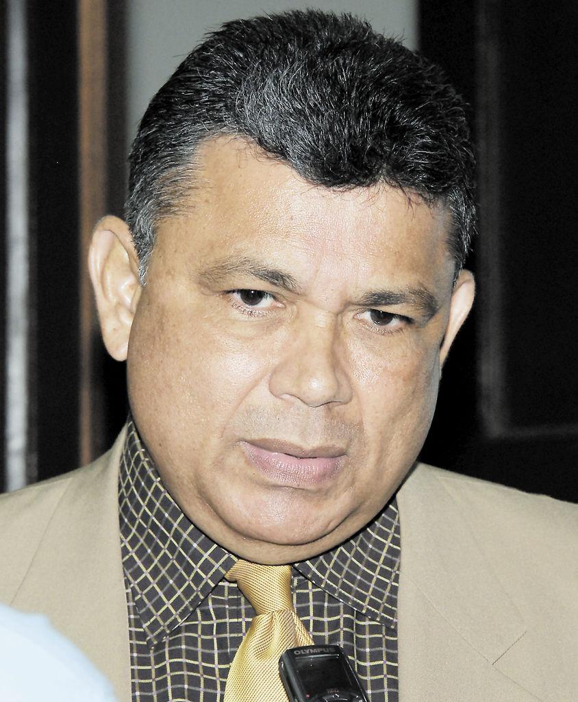 Wilfredo Navarro. LA PRENSA/ARCHIVO/G. FLORES