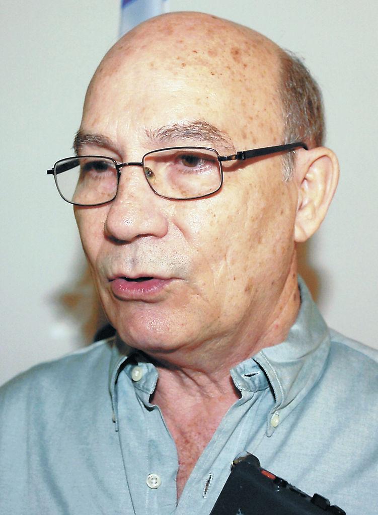 Álvaro Fiallos. LA PRENSA/ARCHIVO/M. LORÍO