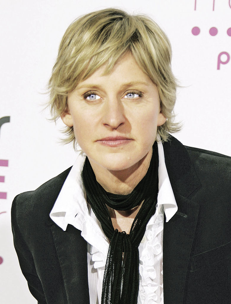 Ellen DeGeneres. LA PRENSA/AP/REED SAXON
