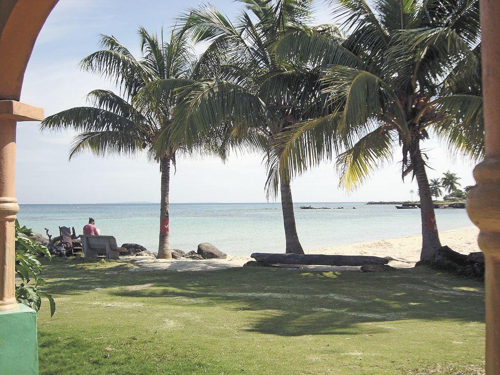 En estos días la afluencia de turistas,  nacionales y extranjeros, en Corn Island  es escasa. LA PRENSA/ G. CANALES