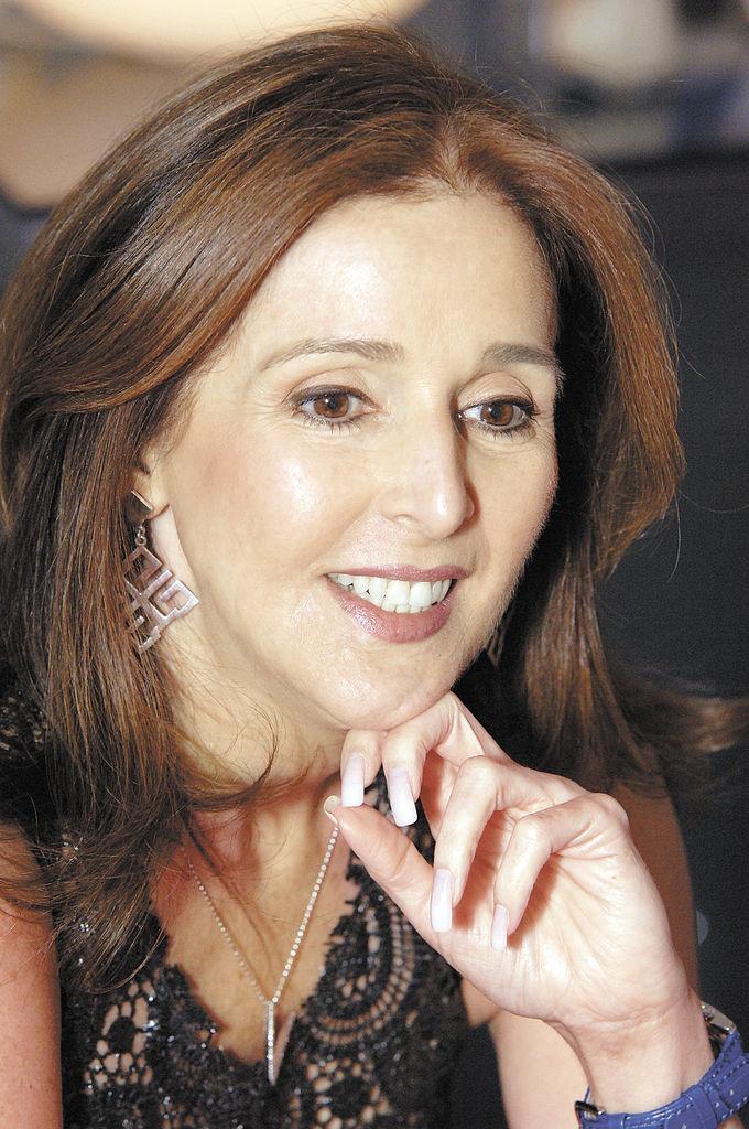 Vivian Pellas. LA PRENSA/ARCHIVO U. MOLINA