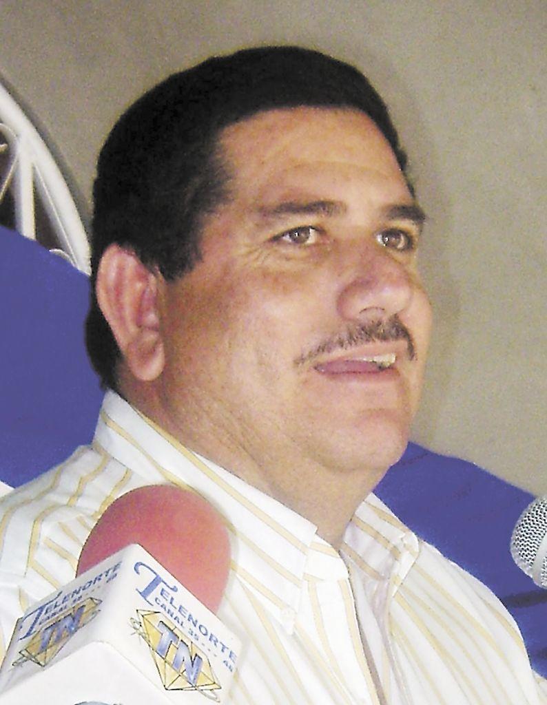 Subcomisionado Mario Mendoza.  LAPRENSA/F.RIVERA