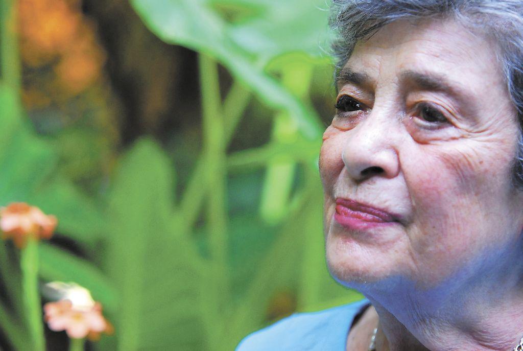 Claribel Alegría gana premio en Italia por sus poesías