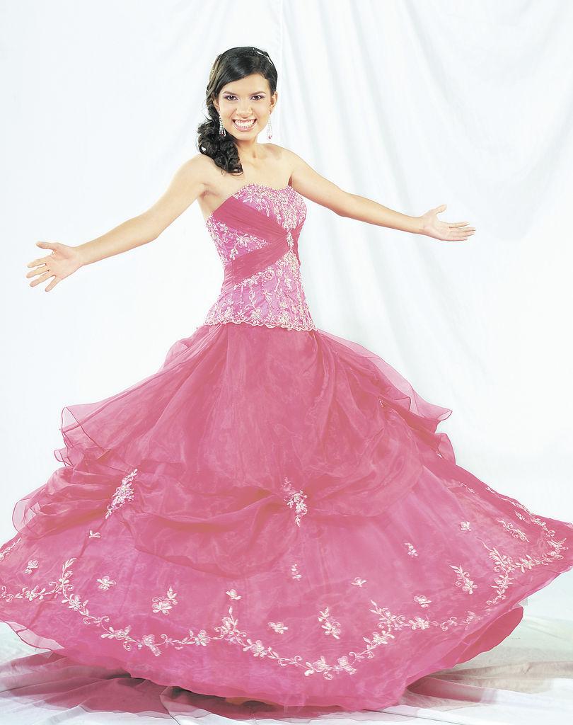 Celebración en tono rosa - La Prensa