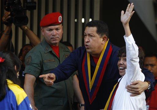 """Chávez: La revolución bolivariana no tiene fin"""""""