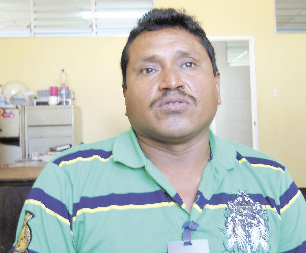 Gustavo Carrillo. LA PRENSA/L. VARGAS