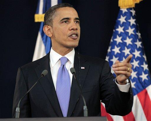 Barack Obama, presidente de Estados Unidos. LA PRENSA/AP /Pablo Martinez Monsivais