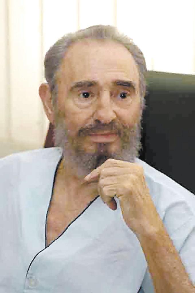 Fidel Castro. LAPRENSA/AP /HO/Granma
