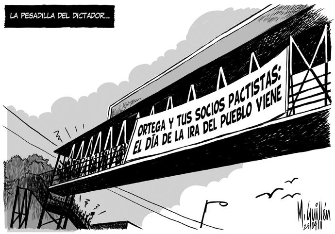 Caricatura Del Dia – 2011-04-25