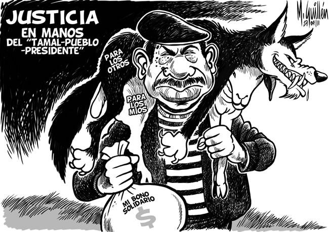 Caricatura Del Dia – 2011-04-28