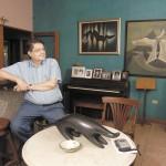Sergio Ramírez sostendrá diálogos sobre música y literatura