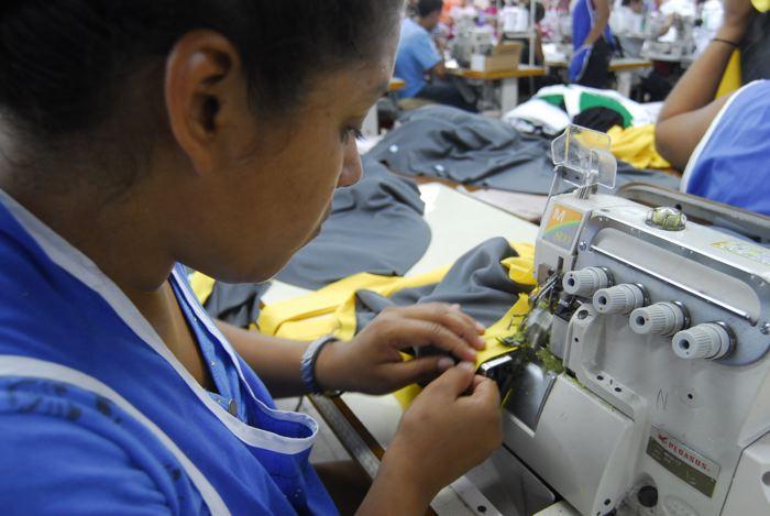 Sector textil con buen trimestre