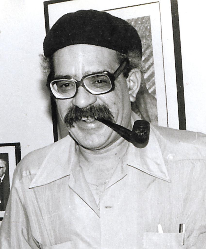 El escritor  Beltrán Morales. LA PRENSA/Cortesía