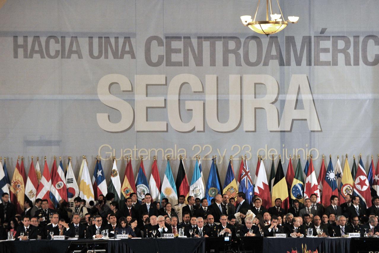 Ofrecen apoyo a Centroamérica ante inseguridad en la región