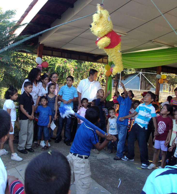 Aldeas SOS celebran aniversario