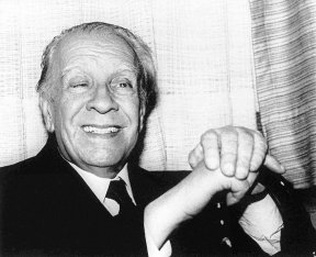 Roberto Alifano, amanuense de Jorge Luis Borges, evocará al autor en México