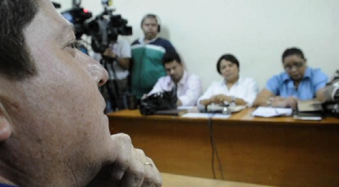 Luciano García es declarado culpable