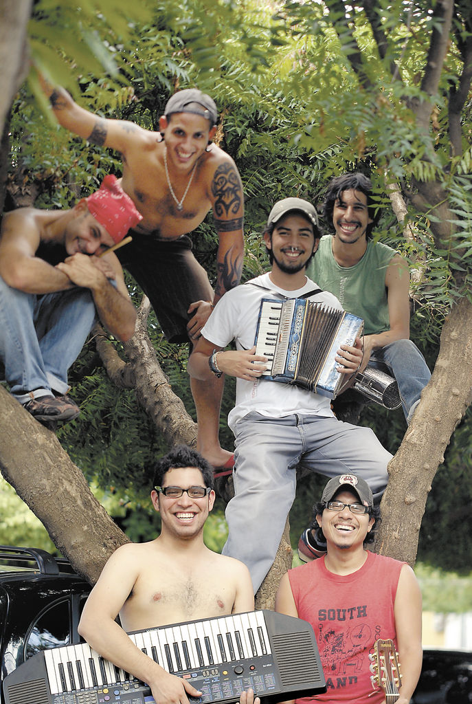 la agrupación La Cuneta Son Machín. LA PRENSA/ARCHIVO