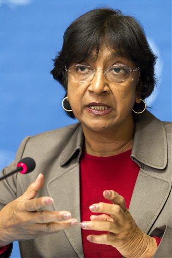 ONU preocupada por violaciones a derechos humanos en México