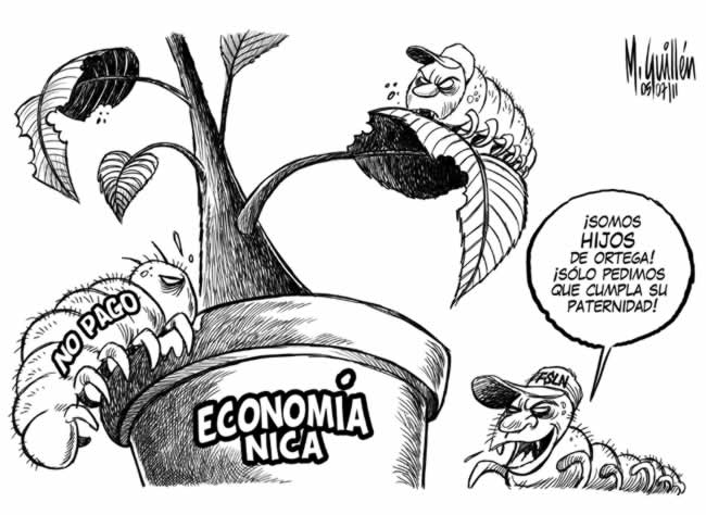 Caricatura Del Dia – 2011-07-06