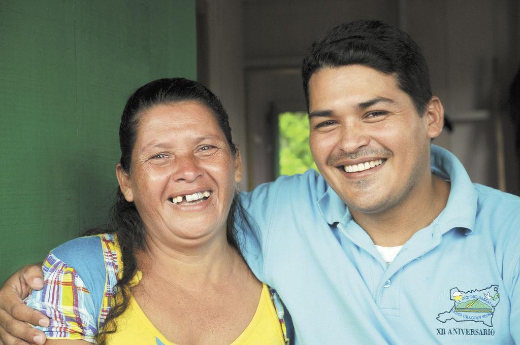 Después de 26 años en el anonimato Blanca López y su hijo Antonio López  contaron su historia.
