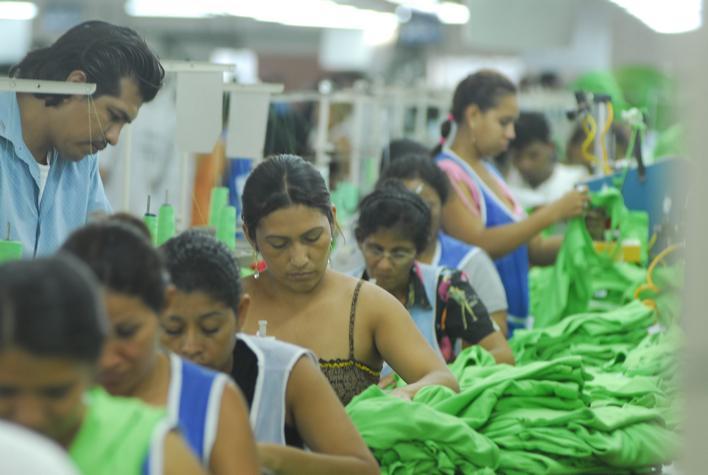 Textileras de China están en la mira