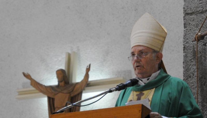 Monseñor Hombach reconoce problemática ante elecciones