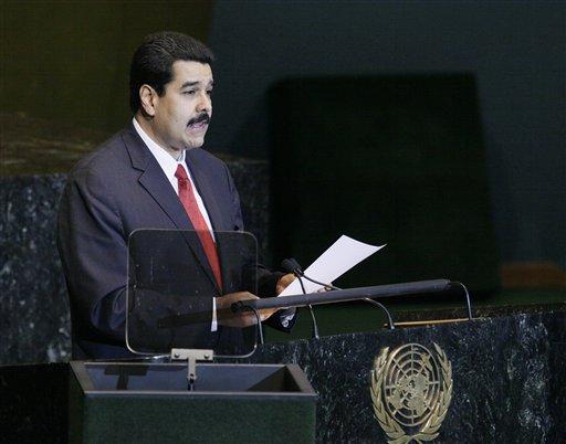 """Maduro invita a visitar Venezuela para ver """"libertad de expresión verdadera"""""""