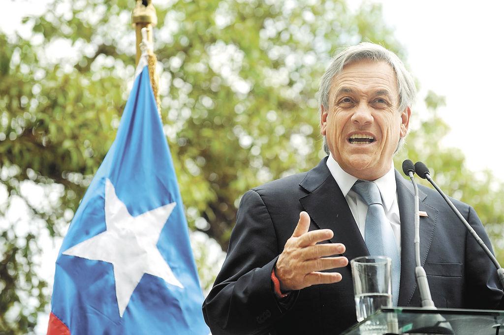 Piñera asegura que Gobierno no persigue a ningún grupo por oleada de incendios