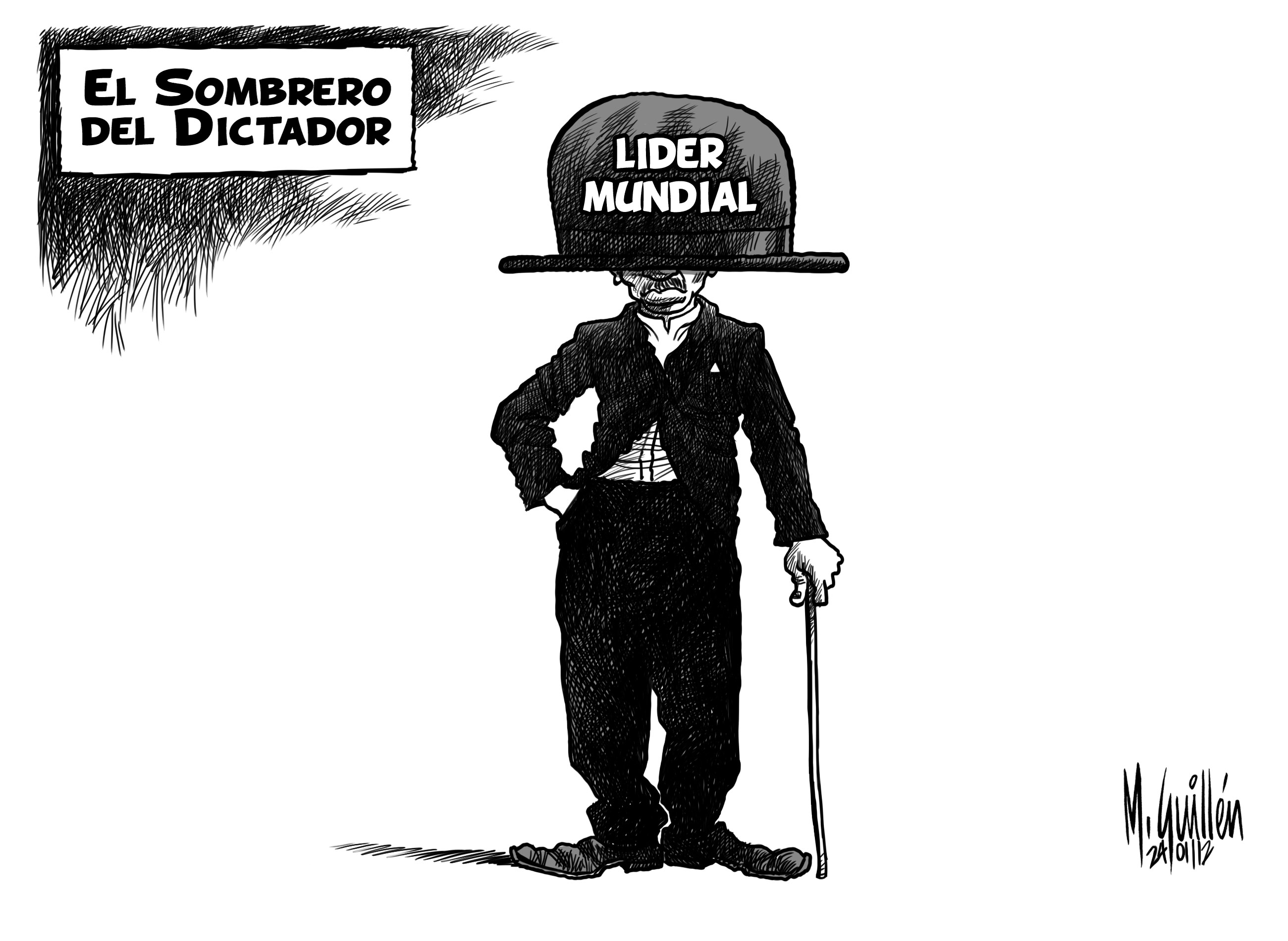 Caricatura Del Dia – 2012-01-25