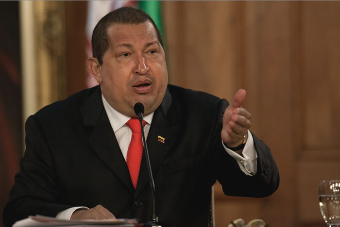 Chávez dice que no se puede comprometer a liderar Venezuela más allá de 2019