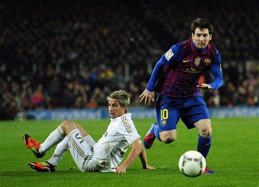 Barcelona empata con Valencia