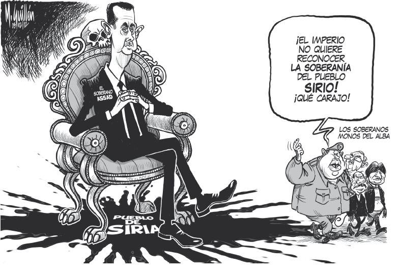 Caricatura Del Dia – 2012-02-06