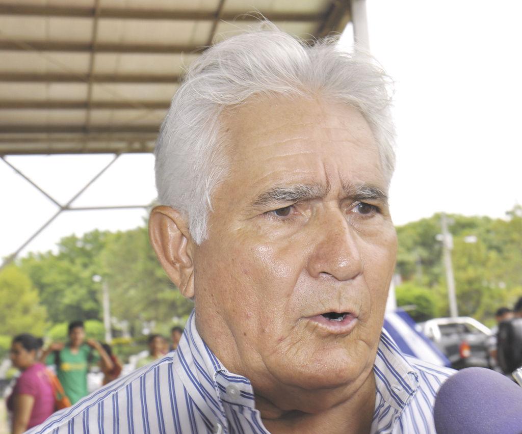 Edén Pastora, enfrascado en guerra verbal con Costa Rica. LA PRENSA/ARCHIVO
