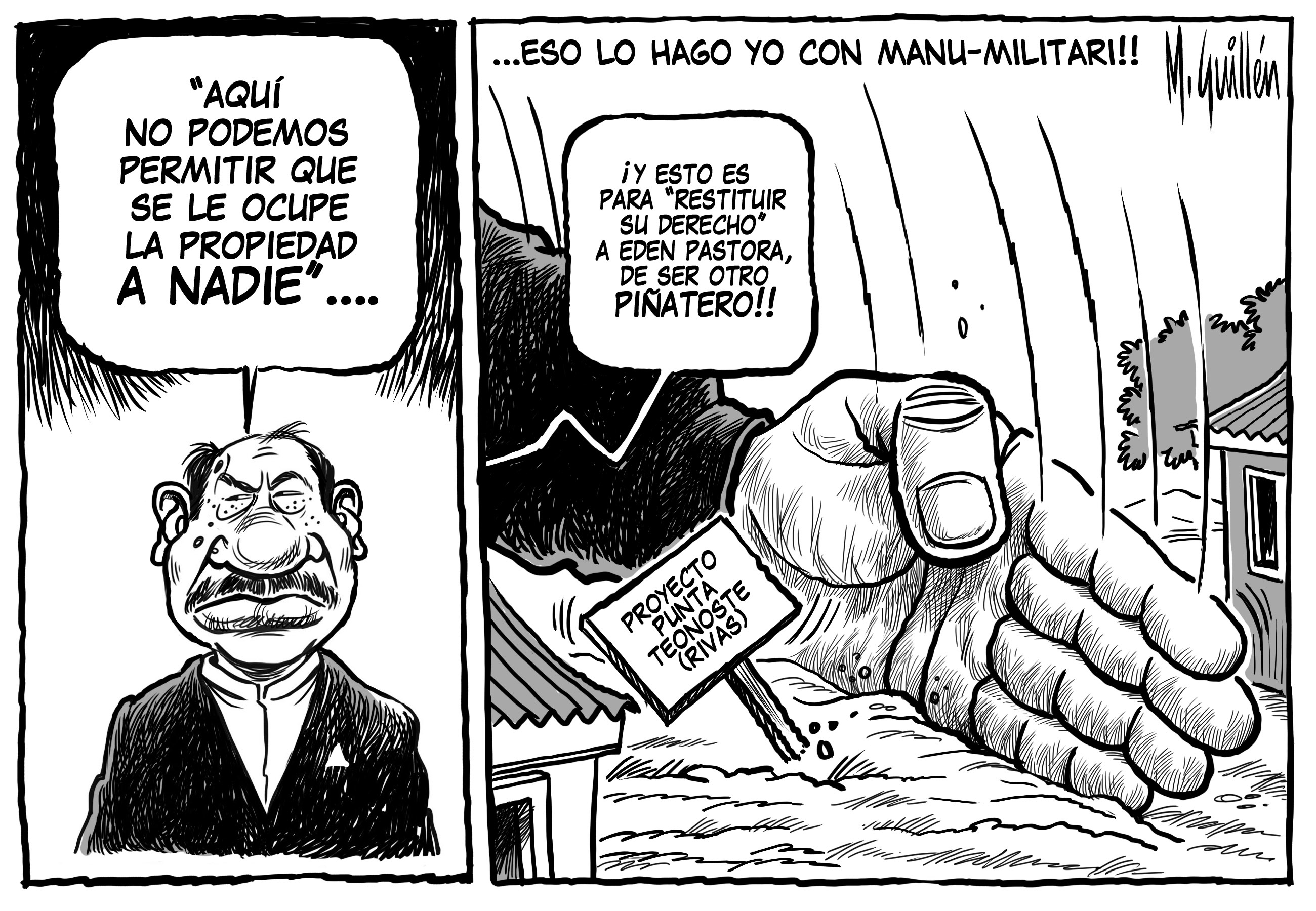 Caricatura Del Dia – 2012-02-17