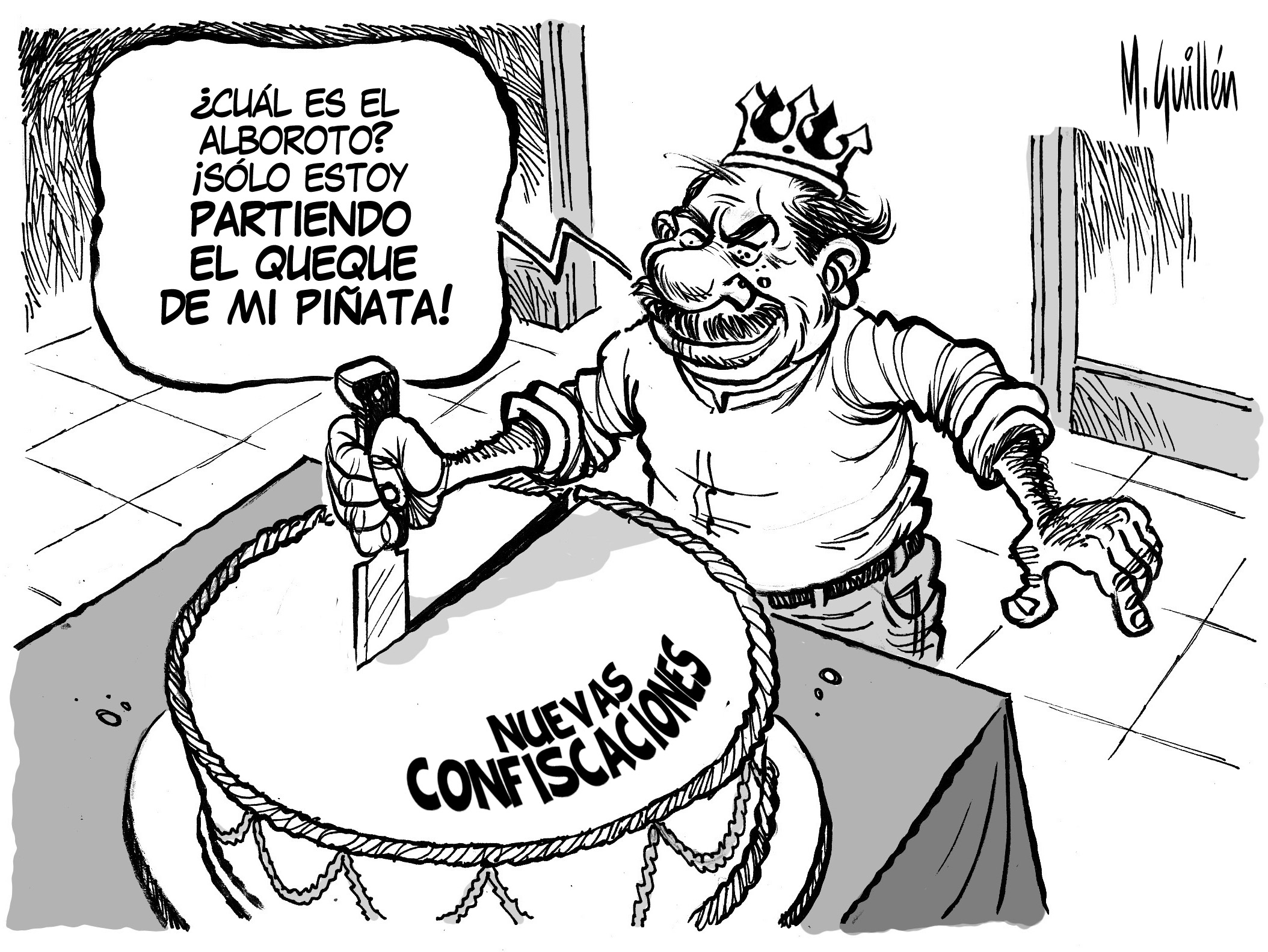 Caricatura Del Dia – 2012-02-18