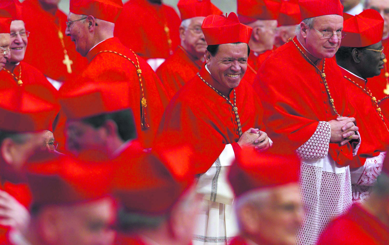 22 nuevos cardenales