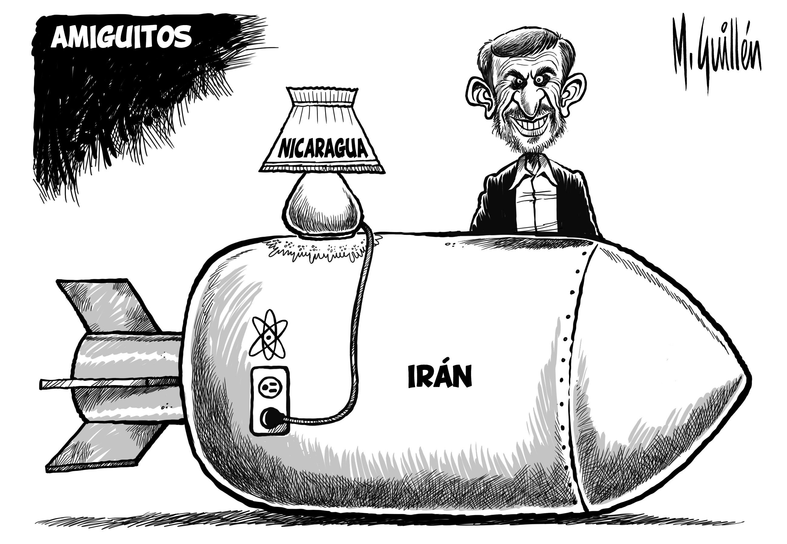 Caricatura Del Dia – 2012-02-21