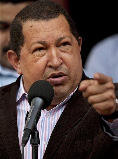 Salud de Chávez da una oportunidad a su rival antes de elecciones