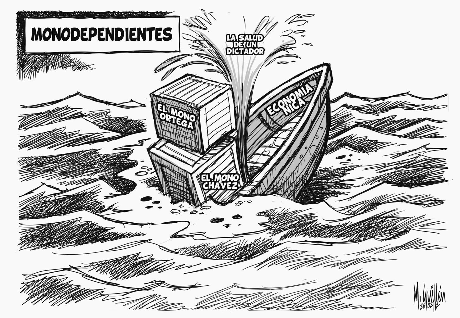 Caricatura Del Dia – 2012-02-27